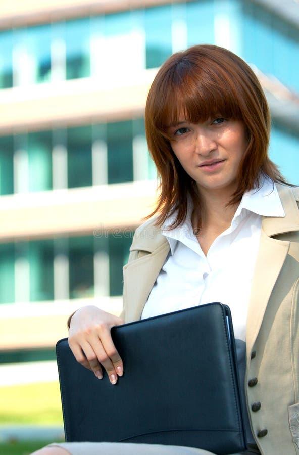 businesswoman intensywne obrazy royalty free