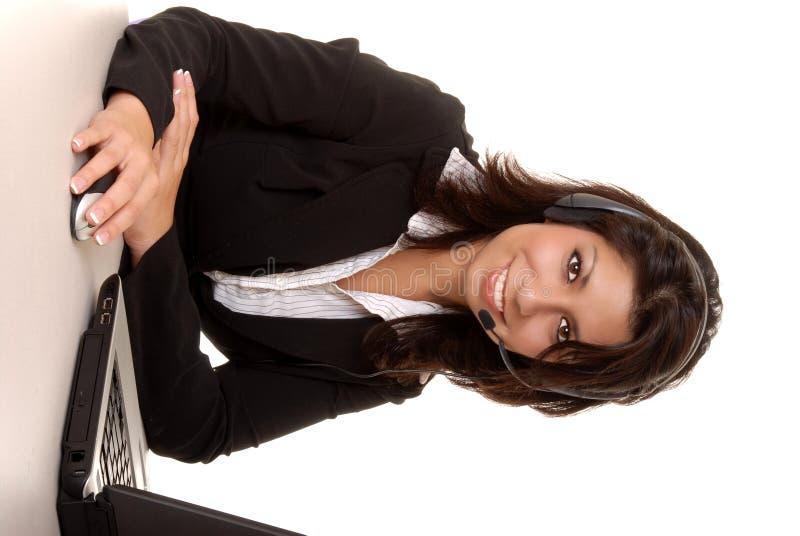 businesswoman Latina zdjęcie stock