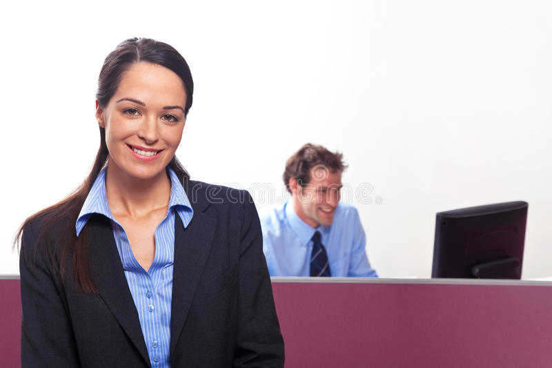 Download Businesswoman Portrait Royalty Free Stock Photos - Image: 12965798