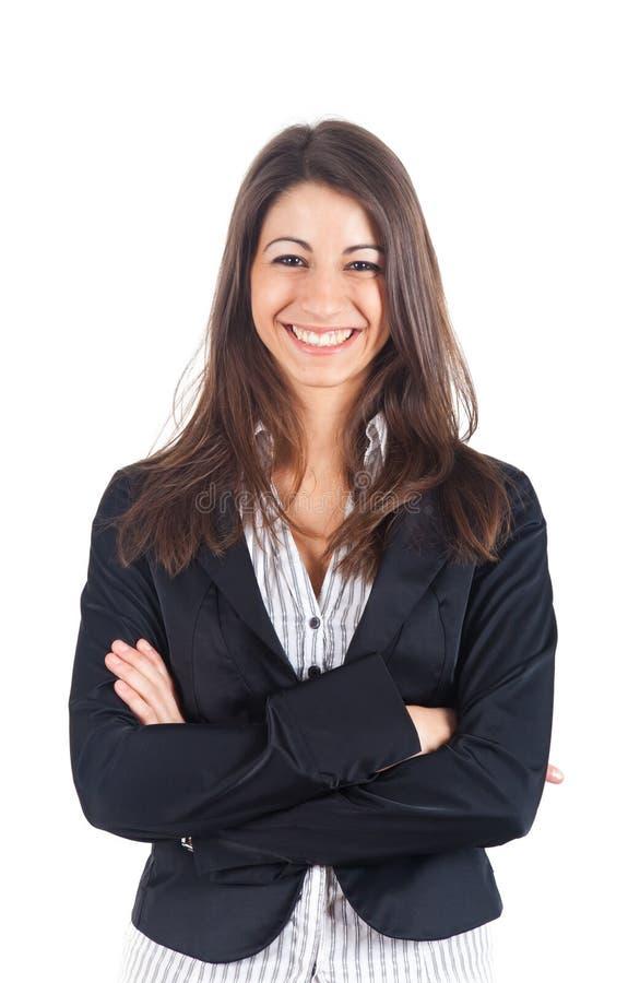 Businesswoman portrait stock photography