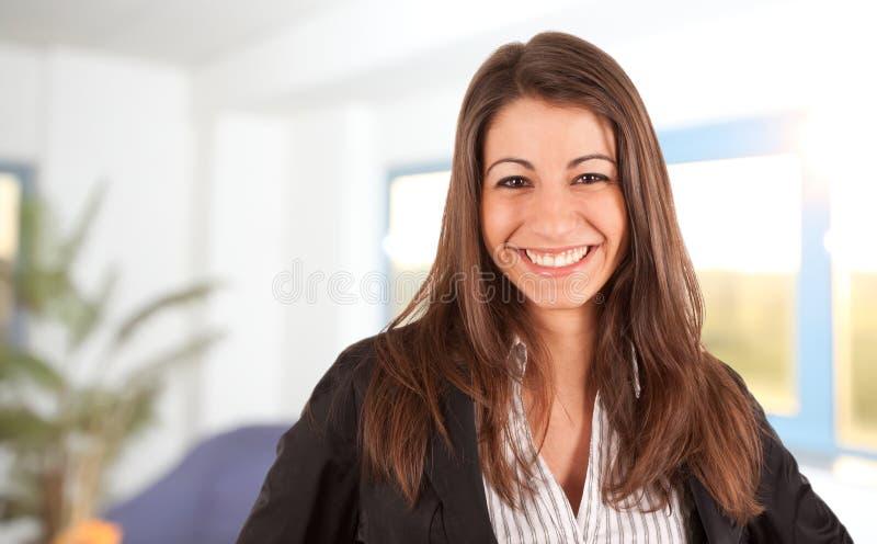 Businesswoman portrait royalty free stock image