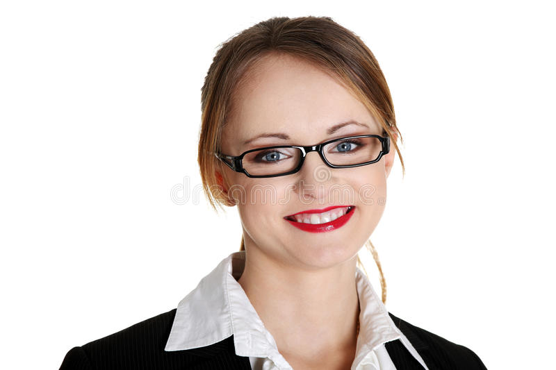 Businesswoman portrait royalty free stock image