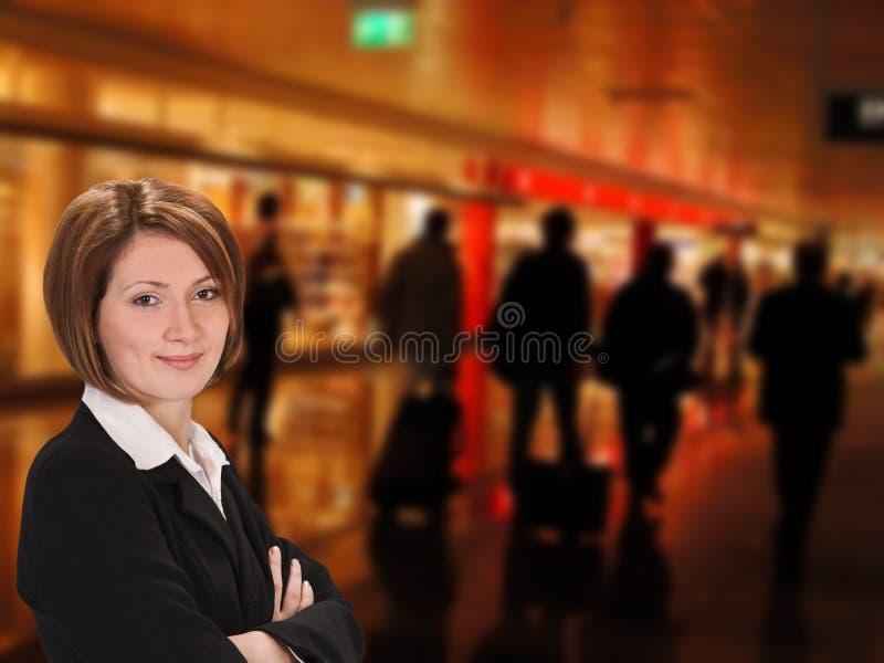 Download Businesswoman portrait stock photo. Image of person, confident - 7792356