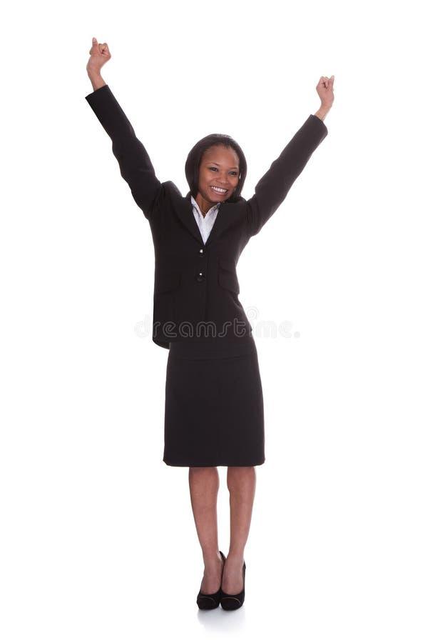 businesswoman portrait successful στοκ εικόνα