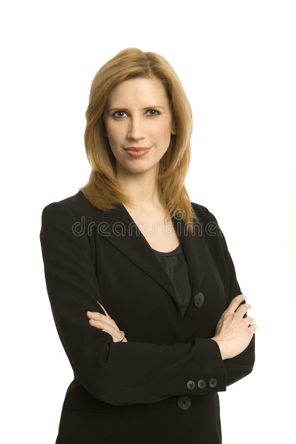 Download Businesswoman smiles stock photo. Image of happiness, beauty - 2386396