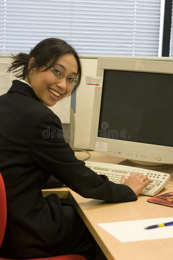 Free Businesswoman Working Stock Images - 229244