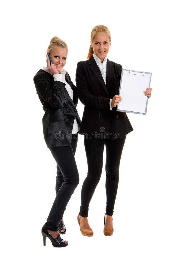 businesswomans二 库存照片