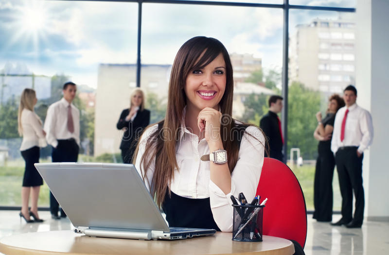 Businesswomen royalty free stock images