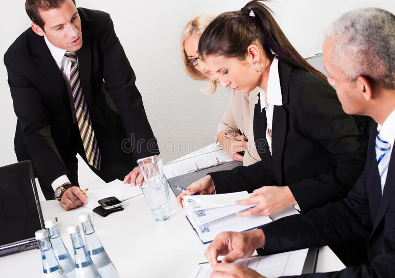 Download Businesswomen Taking Notes At The Presentation Stock Photos - Image: 17959393