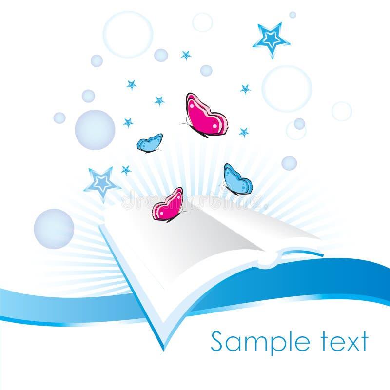 Busness_book stock illustration
