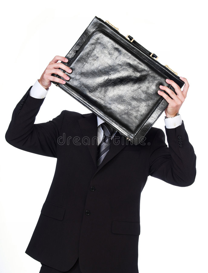 Busniessman stock afbeelding