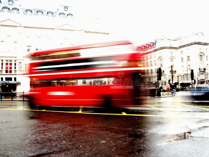 Buss London Royaltyfria Foton