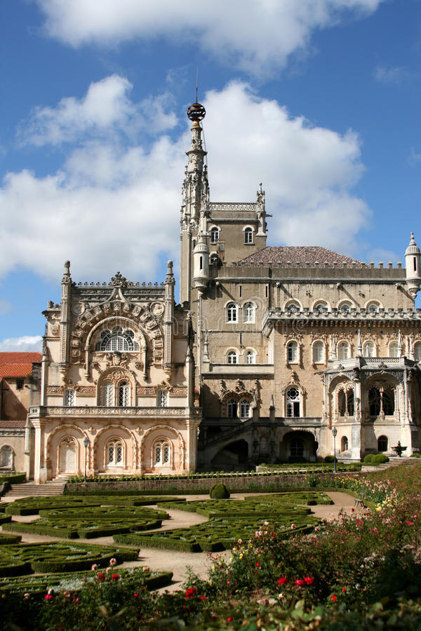 Download Bussaco Palace Royalty Free Stock Photography - Image: 11328387