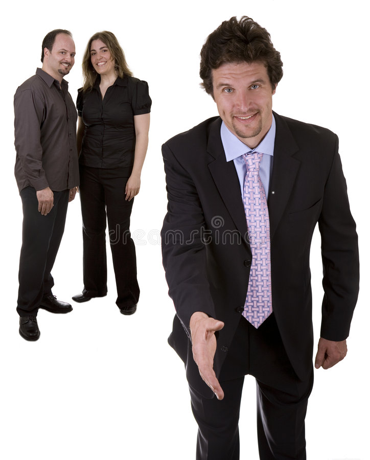 Bussiness group stock images
