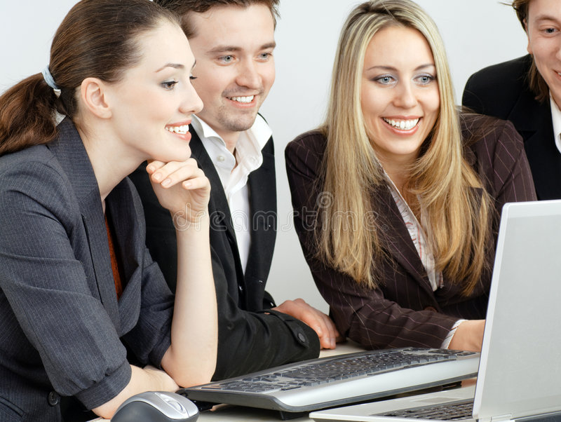 Download Bussiness people stock image. Image of business, occupation - 7751417