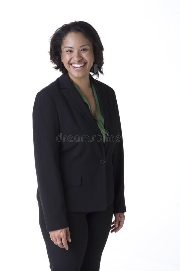 Bussinesswoman confiável imagem de stock royalty free
