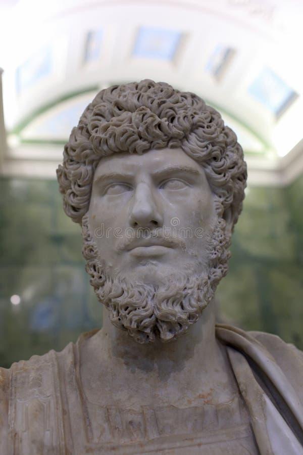 Bust of the Emperor Lucius Verus