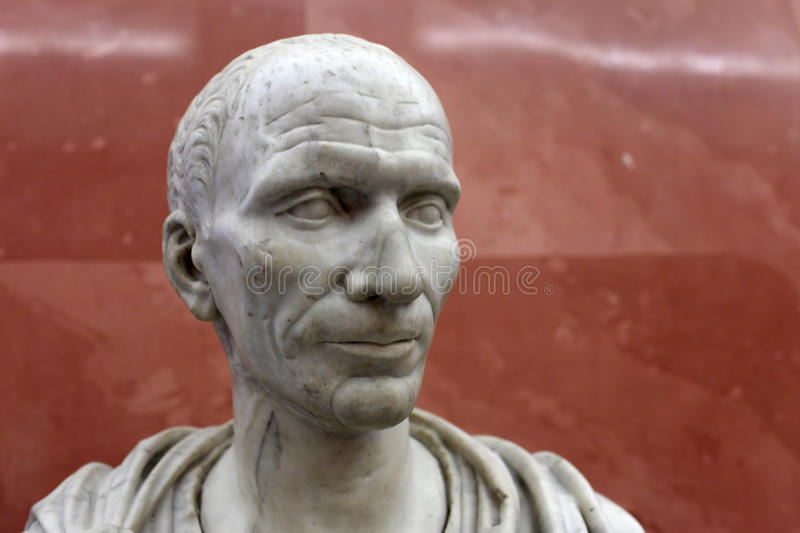 Download Bust Of Julius Caesar Stock Photography - Image: 22064952