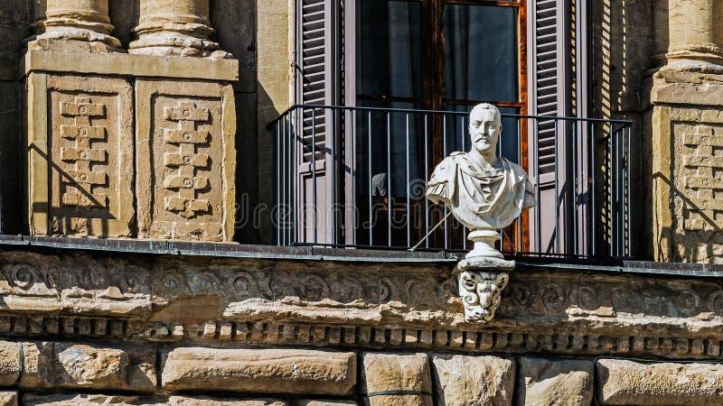 Buste de médecin de dei de Cosimo di Giovanni images stock
