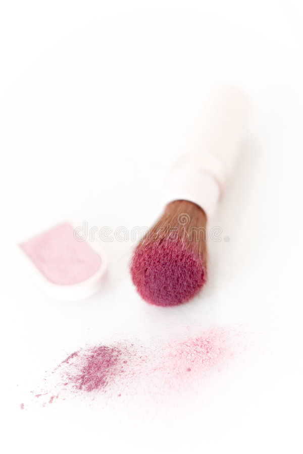 Download Busted Powder And Brush Stock Photography - Image: 3589762