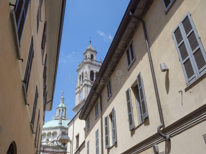 Busto Arsizio, Italia: Chiesa di Santa Maria fotografie stock libere da diritti