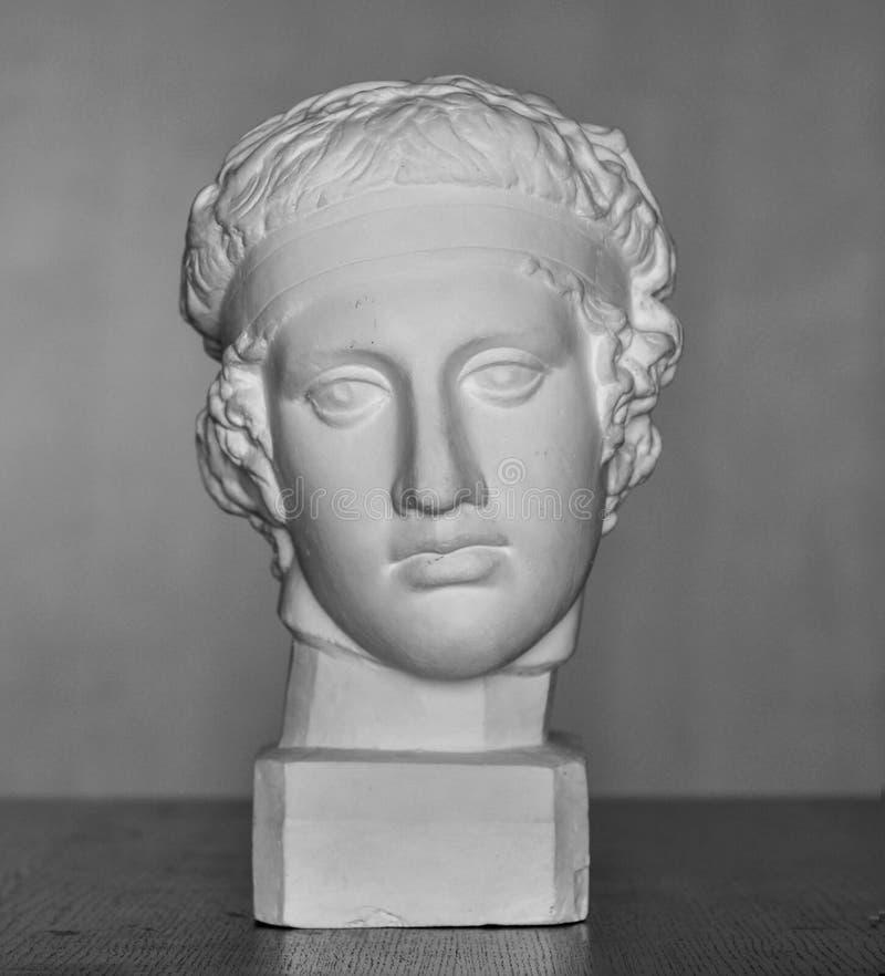Busto del gesso di Diadumen immagini stock