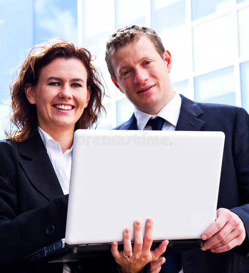 Busy business people stock photos