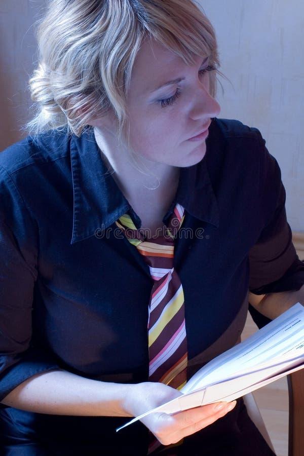 Busy Career Woman stock photos