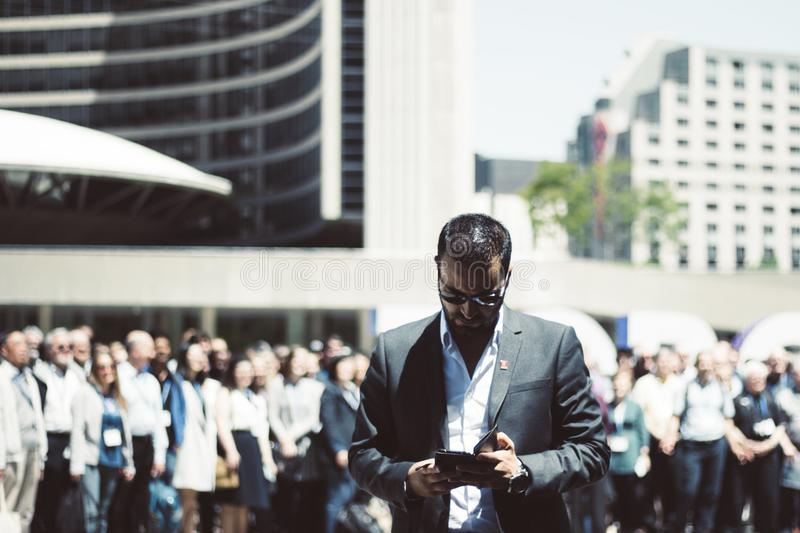 Busy, City, Crowd, Fashion, royalty free stock images