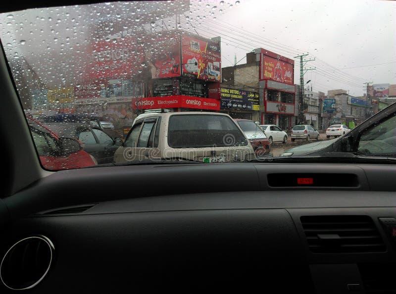 Peshawar G.T road stock photo