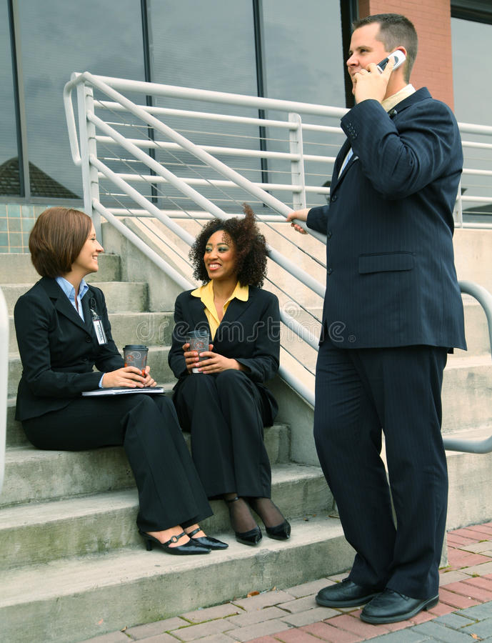 Download Busy Diversity Business People Stock Image - Image: 10043485