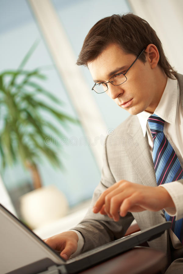 Download Busy Manager Royalty Free Stock Photos - Image: 16127658