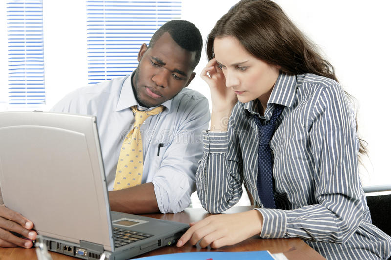 Download Busy office team stock image. Image of news, lifestyle - 35600267