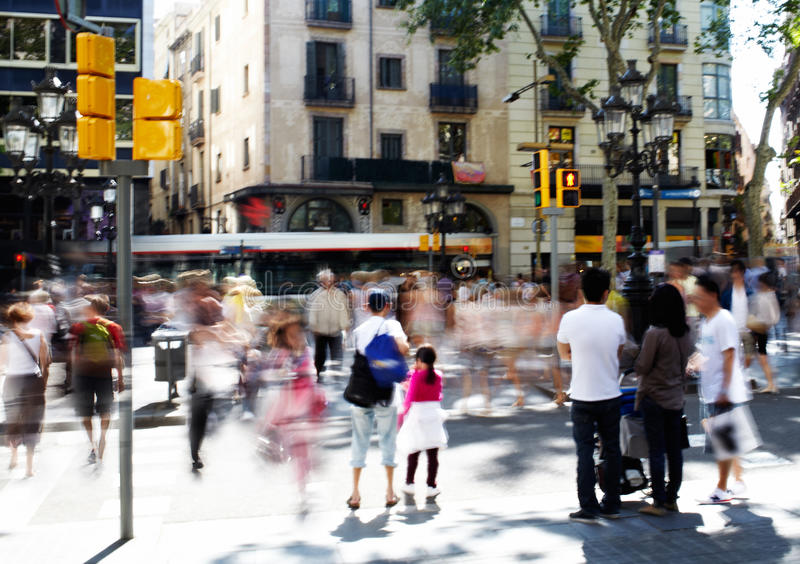 Download Busy people stock photo. Image of exposure, many, blur - 26465128