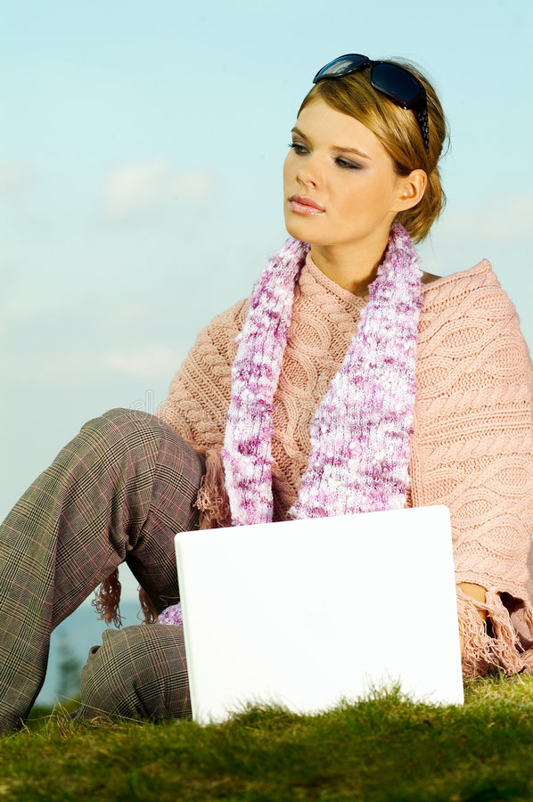 Download Busy Relax stock image. Image of human, internet, cute - 1329529