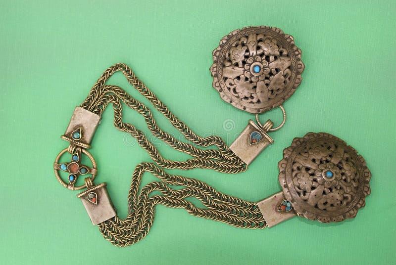 Butão, jewellry fotos de stock