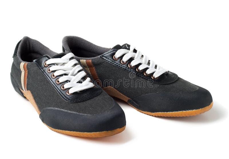butów odosobneni sporty zdjęcie stock