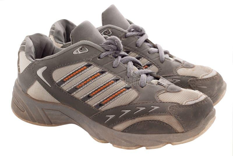 butów odosobneni sporty zdjęcia stock