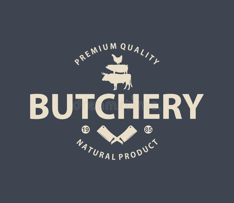 Monochrome Smoke Logo Set: Hen Chicken Silhouette Vector Set Stock Illustration