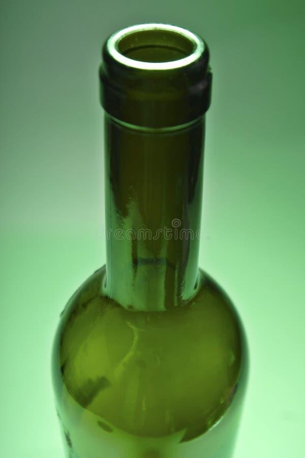 butelkę czerwonego wina zdjęcia stock
