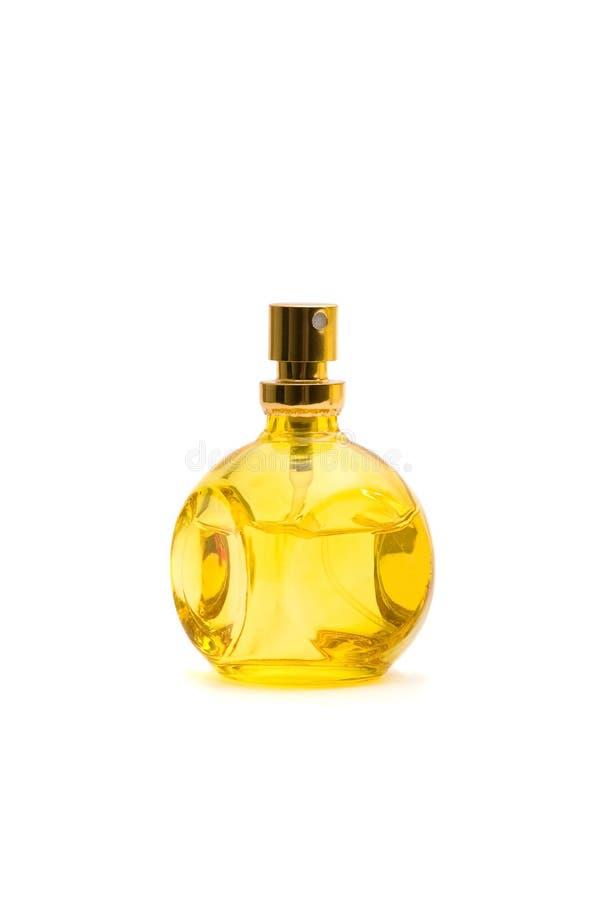 butelkę perfum fotografia stock