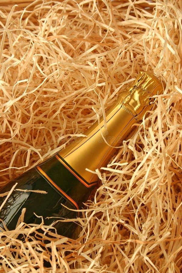 butelkę szampana obraz stock