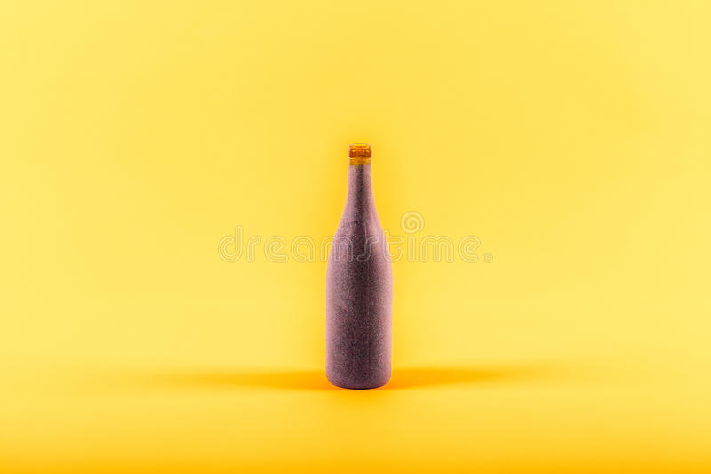 butelka jest pusta fotografia royalty free