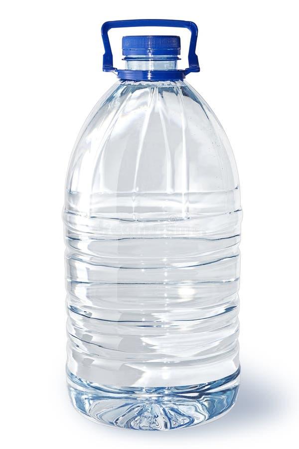 butelka pięć litrów woda obrazy stock
