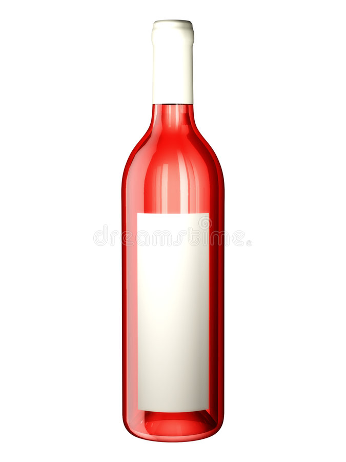 butelka projektowania opakowań ilustracja wektor