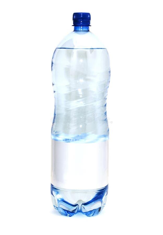Butelka woda   obraz stock