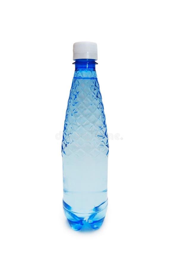 butelka wody występować samodzielnie obrazy stock