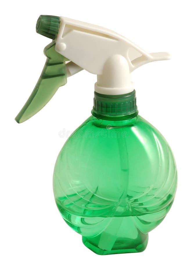butelka występować samodzielnie spray obraz royalty free