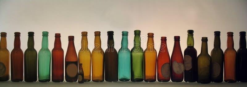 butelki zdjęcie royalty free