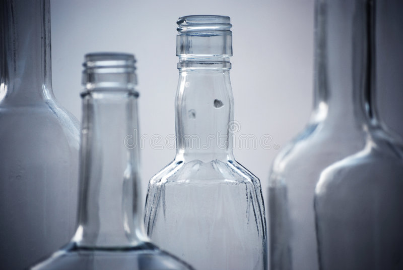 butelki obraz royalty free